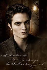 Twilight New Moon Twilight Saga Posters Twilight New Moon Edward Quote Poster