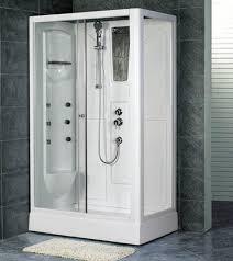 Non Glass Shower Doors by Non Steam Luxury Shower Enclosures New World Bathrooms Redditch