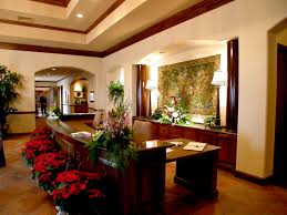 jst funeral home design reception merchandise room interior
