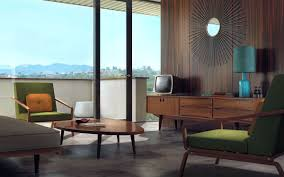 interior unique retro living room for house design ideas with