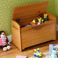 Plans For Wooden Toy Chest by Toy Box Blanket Chest Woodworking Plan From Wood Magazine