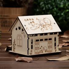 wedding money box new arrival wood house money boxes wooden piggy bank wedding money