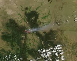 Colorado Wildfire Status by Beaver Creek Fire In Colorado Heats Up Nasa