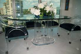 wonderful acrylic dining table and chairs 49 on home decorating