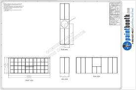 Industrial Floor Plan by Industrial Exhaust Chamber Useage Removes Dust U0026 Vapors
