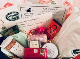 island gift basket same staycation gift basket raffle san juan island update