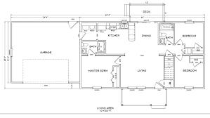 r001 ranch modular home model floor plan 1 glenco inc