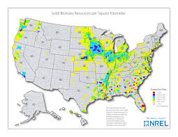 Ohio Map By County by Biomass Maps Geospatial Data Science Nrel