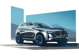 bmw concept x7 iperformance is a 7 series suv 40 pics video