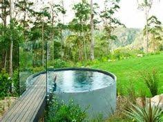 tiny pools circular plunge pool out of doors pinterest plunge pool pool
