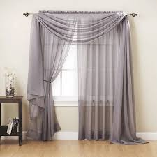 hang voile curtain pole nrtradiant com