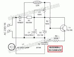 automatic lawn light with ldr
