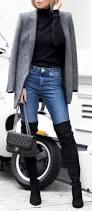 best 25 over the knee boots ideas on pinterest knee high winter