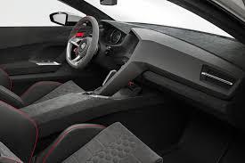 white volkswagen gti interior volkswagen design vision gti concept interior transport design