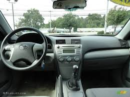 2010 Toyota Camry Standard Camry Model 6 Speed Manual Transmission