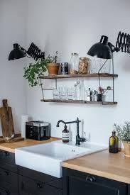 pour la cuisine un robinet noir pour la cuisine frenchyfancy top kitchens