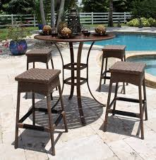 Garden Bar Table And Stools Best 25 Outdoor Bar Table Ideas On Pinterest Patio In Stools And