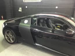 Audi R8 Matte Black - just picked up my 2009 r8 r tronic