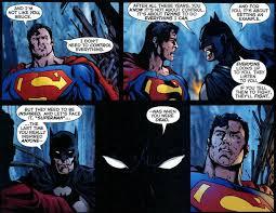 Batman Superman Meme - no this is batman putting superman in his place meme guy