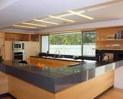 modern timber kitchens wooden kitchen design white wood wal mounted rack brown modern