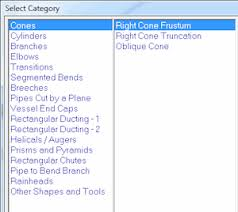 free download cone layout software unfolding sheet metal software contains hundreds of predefined