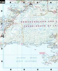 Map Of Nova Scotia Sothhern Nova Scotia
