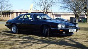 this is a guy salmon jubilee xjs v12 coupé kwe believes it is