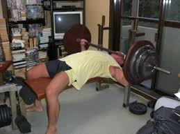 145 Bench Press Doing Bench Press Alone At Home What Would You Do If