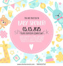 baby shower card stock images royalty free images u0026 vectors
