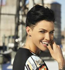 cute girls hairstyles for your crush woman crush wednesday ruby rose edition ruby rose woman crush