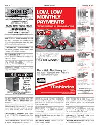 weekly trader january 26 2017 by weekly trader issuu