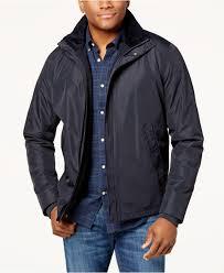 barbour men s caldbeck jacket in blue for men lyst