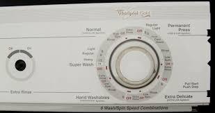 whirlpool washer control panel 3953177 white partsreadyonline com