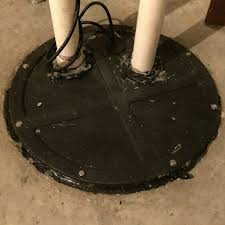 help with foul smelling sump pump in house plumbing