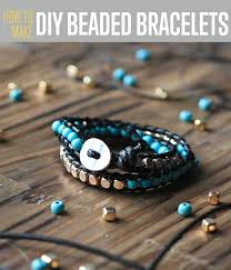 diy bracelet with beads images 63 diy patterns and ideas to make beaded bracelets guide patterns jpg