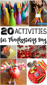 activities for thanksgiving day