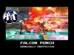 Falcon Punch Meme - gaming meme history falcon punch youtube