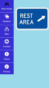 rest area finder rest area finder u s a on the app store