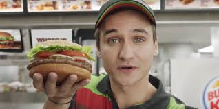 burger king halloween horror nights 2016 burger king u0027s new whopper ad takes over your voice activated