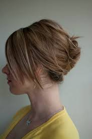simple hairstyles for relaxed hair 25 more totally pretty 10 minute hairstyles