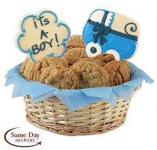 cookie basket delivery baby shower cookie ideas cookies by design