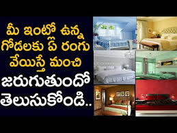 choose right colors according to vastu for your home మ