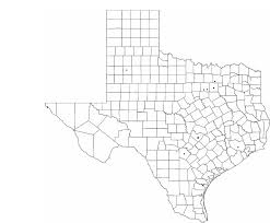 Blank County Map blank texas city map free download