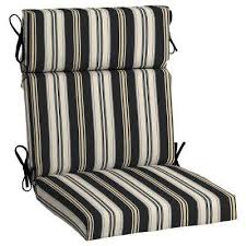 stripe outdoor cushions patio furniture the home depot