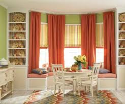 Curtains On Bay Window Our Favorite Window Treatments Midwest Living