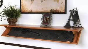 hidden gun cabinet youtube