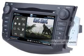 2012 toyota rav4 radio dvd audio 3d gps system tv tuner wifi 3g