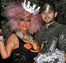 celebrity halloween costumes 2012