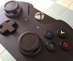 coffee table game console controller coffee table