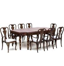 Baker Dining Room Furniture Charming Pan Asian Dining Room Ideas Baker Neoclassical Style